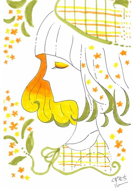 金木犀と少女
