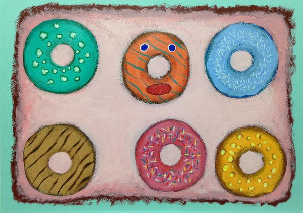 Six donut