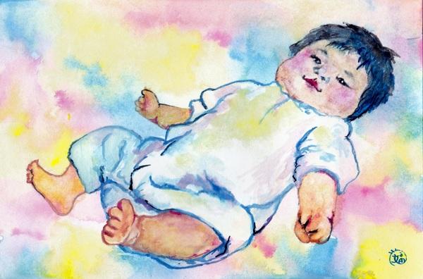 赤ちゃん 1