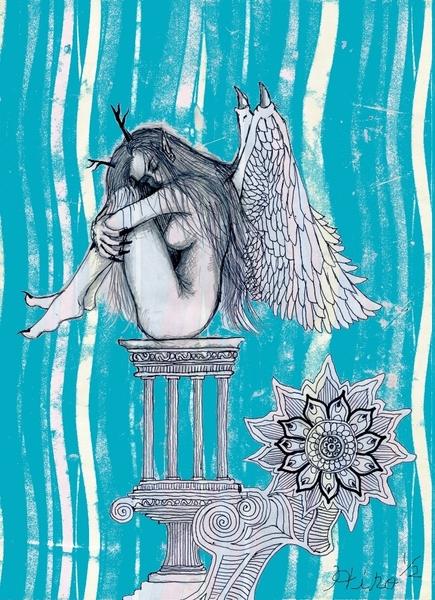 天使の休息
