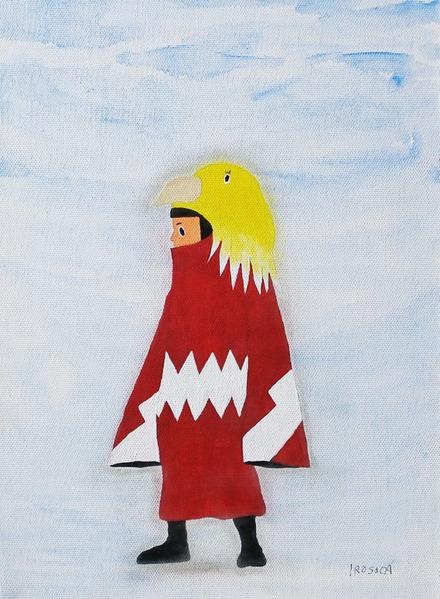 コスチュームベビー(鳥)