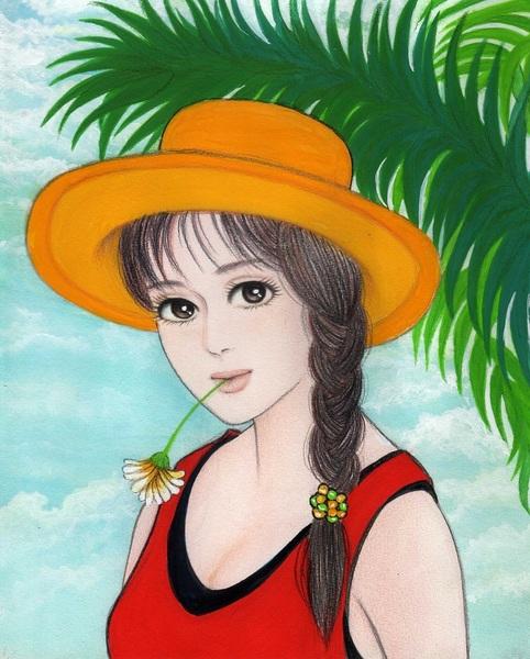 日本の美少女 15
