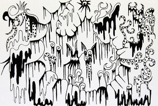 小さな洞窟