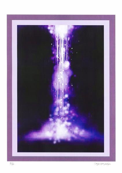 幻想の紫の雨 4/50