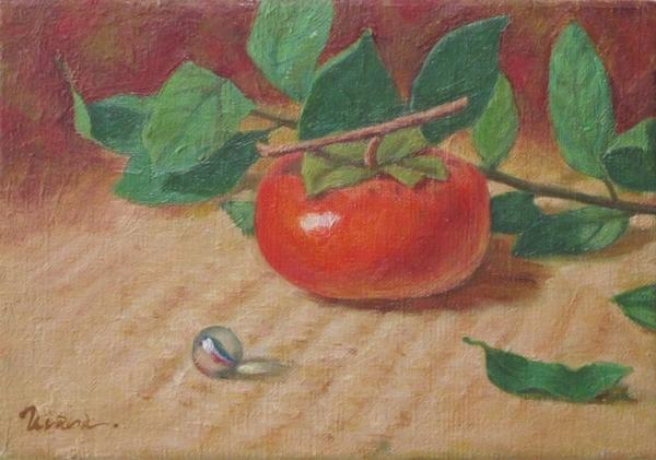 「 柿 」