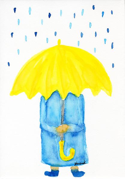 rain boy.