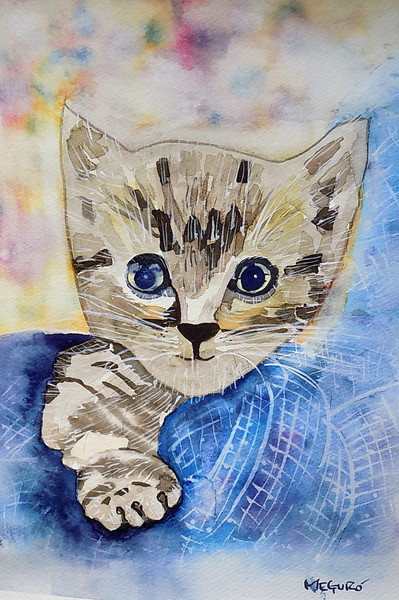 可愛い子猫 2