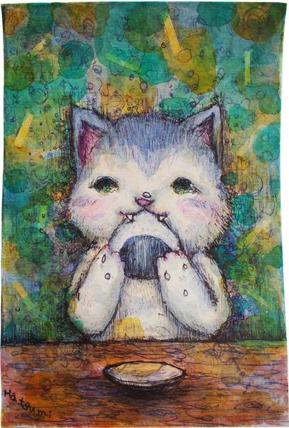 おむすび猫