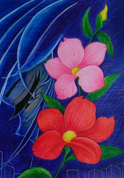 胸の奥に咲く花