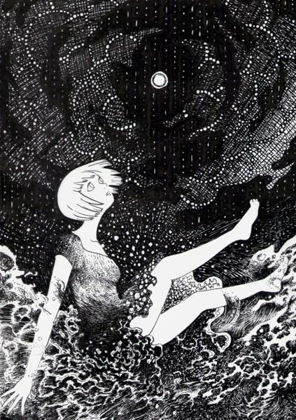 雨と星が降って河になる