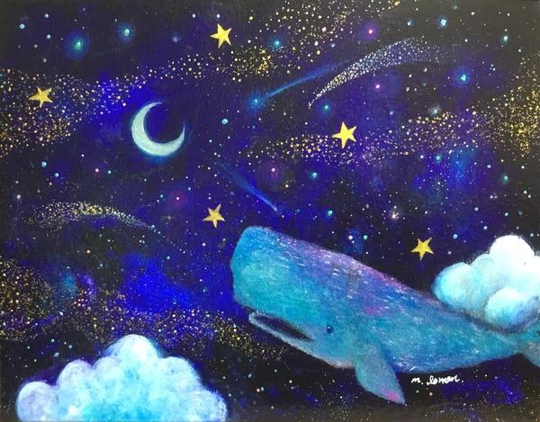 月夜と星屑の灯