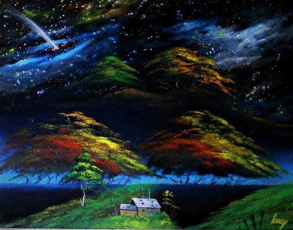 宇宙の霊山