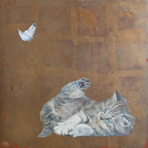蝶と猫no,12