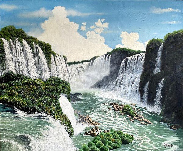 グアスの滝