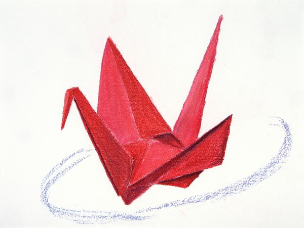 すべての折り紙 折り紙 馬 : 作品番号:AW022835 掲載:2009年01 ...