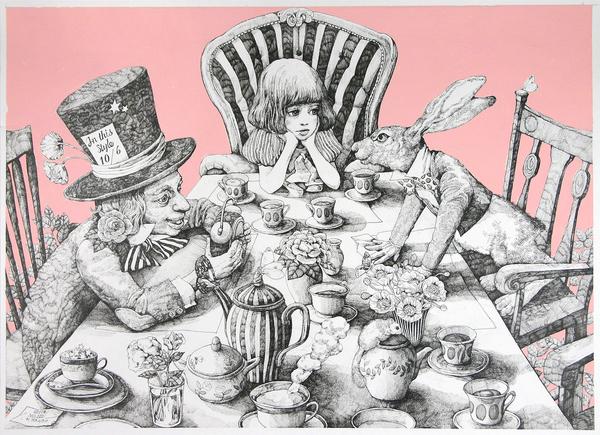 Alice in wonderland - 5 7