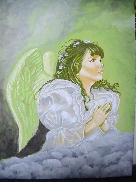 天使のお願い
