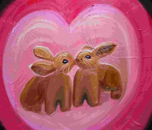 子ウサギのラブ