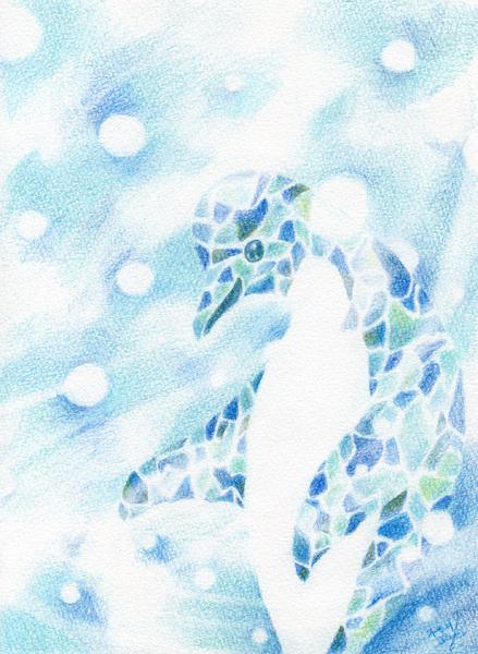 氷の息吹き