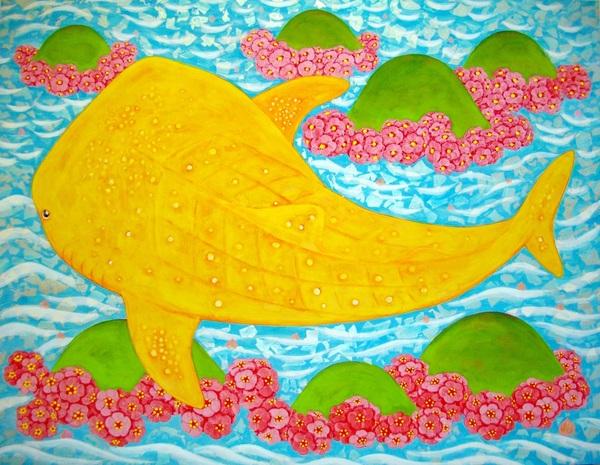 幸福の黄色いジンベエ