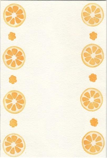 レモンの飾り