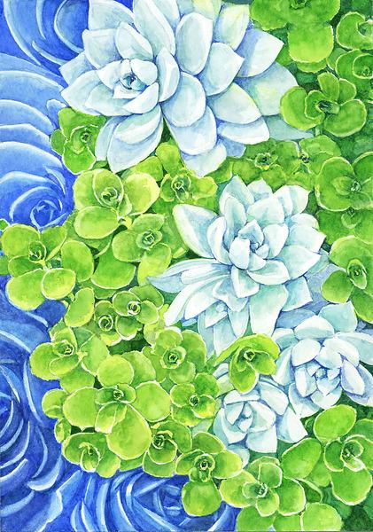 hana-iro〈青&緑〉