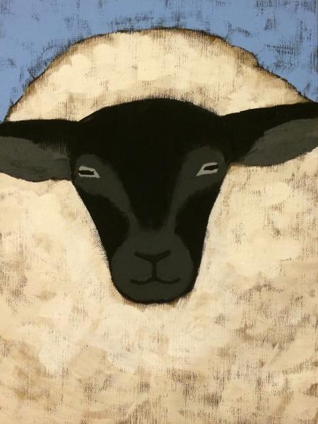 カオの黒い羊