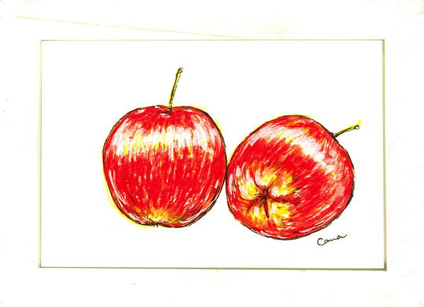 ひめりんごカップル