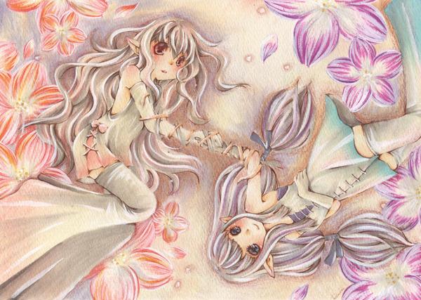 双子の妖精