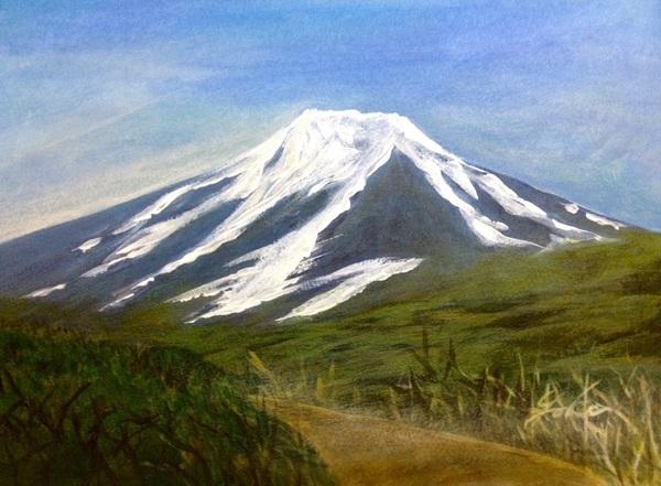 富士山(4合目)