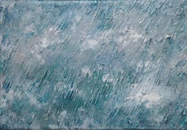 雨雲、雨降り、雨の空