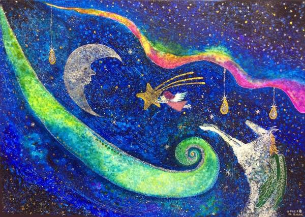 銀河の宝石