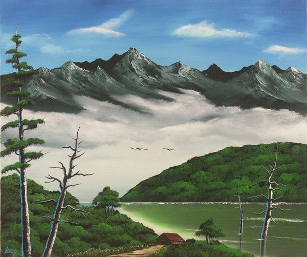 山岳風景32
