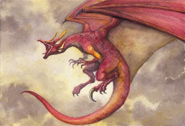 若きドラゴン