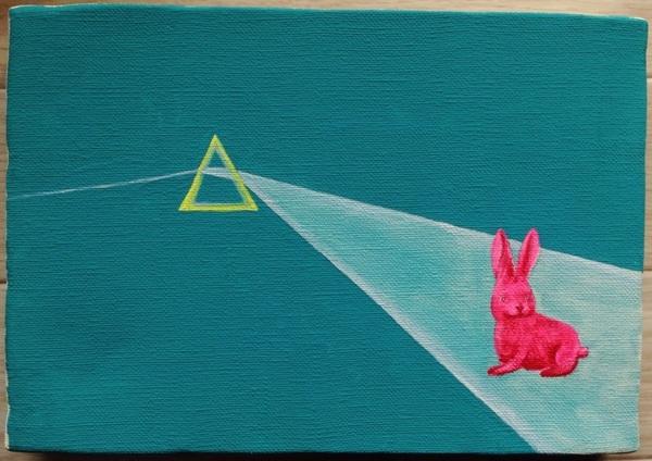プリズムウサギ
