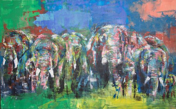 Elephants 勇者の群れ