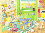 「Kitty & Child's Room」