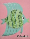 「colorful fish 14」